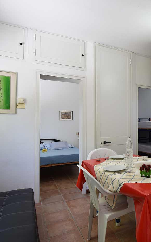 Bungalow 6-7 People Camping Nuovo Marina di Massa