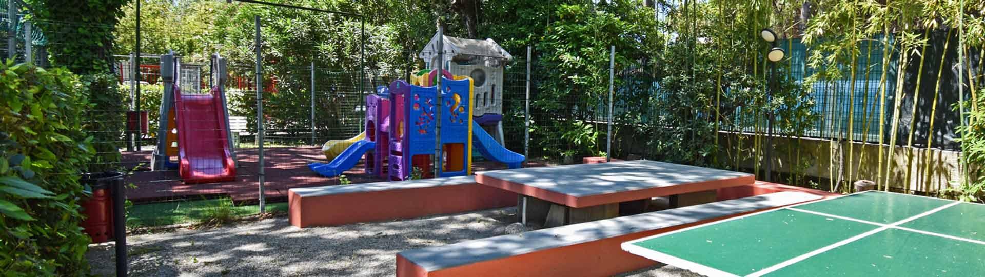 Giochi per Bambini Camping Nuovo Marina di Massa