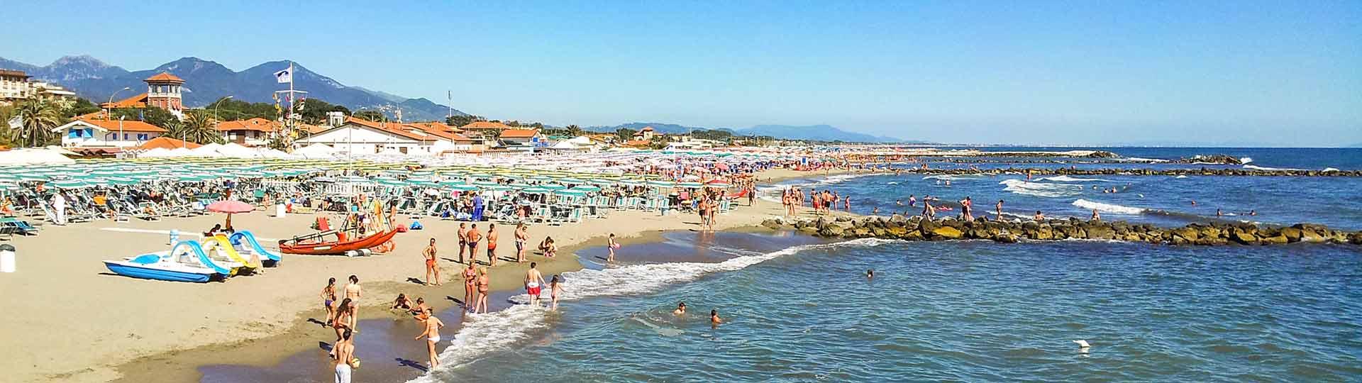 Camping Nuovo Marina di Massa (La Partaccia)